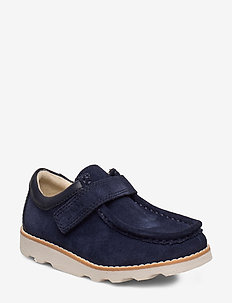 Crown Wall T - sneakers - navy