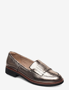 Griffin Kilt - loafers - stone