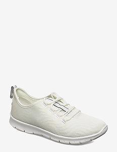 Step Allena Go - lave sneakers - white