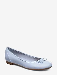 Couture Bloom - ballerinaer - blue