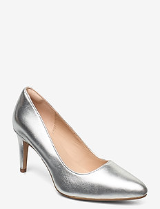 Laina Rae 2 - klassiske pumps - silver metallic