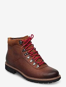 BatcombeAlpGTX - bottes lacées - tan leather