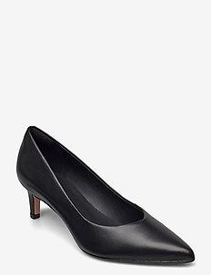 Laina55 Court2 - klassiska pumps - black leather