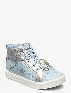 City Ice T - höga sneakers - light blue