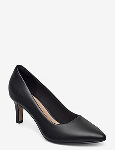 Illeana Tulip - classic pumps - black leather