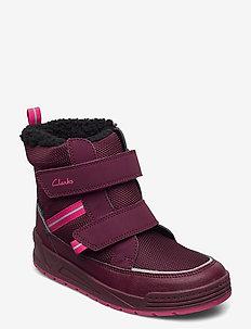 Jumper Jump K - sneakers - berry