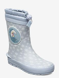 Mudder Frost K - bottes en chaouthouc - light blue