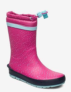 Mudder Race K - bottes en chaouthouc - pink