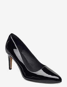 Laina Rae 2 - klassiske pumps - black pat
