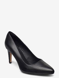 Laina Rae 2 - klassiske pumps - black leather