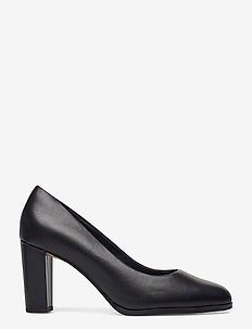 Kaylin Cara 2 - klassiska pumps - black leather