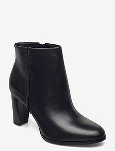 Kaylin Fern 2 - ankelstøvler med hæl - black