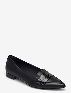 Laina15Loafer2 - ballerinas - black combi