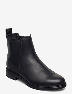 Clarkdale Arlo - chelsea boots - black