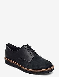 Glick Darby - buty sznurowane - black combi