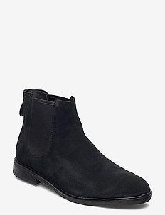 Clarkdale Gobi - chelsea boots - black