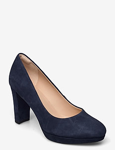 Kendra Sienna - klassiska pumps - navy