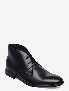 Stanford Lo - laced shoes - black leather