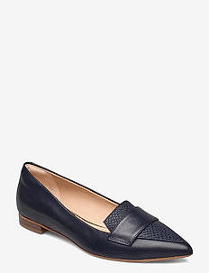 Laina15Loafer2 - ballerinas - navy combi