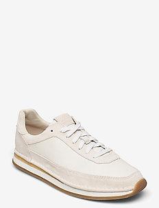 CraftRun Lace - lave sneakers - white combi