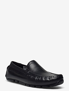 Oswick Edge - loafers - black leather