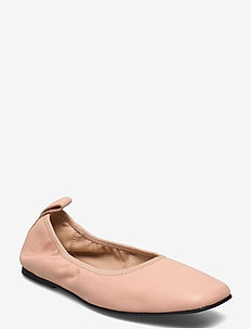 Pure Ballet - ballerinas - light pink lea