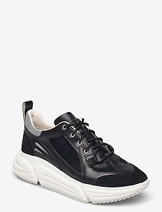 TriComet Lace - låga sneakers - black combi