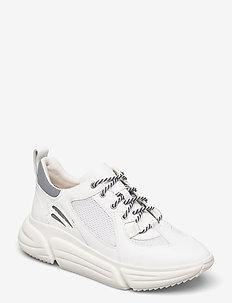 TriComet Lace - låga sneakers - white combi