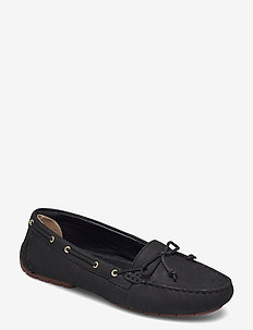 C Mocc Boat2 - loafers - black nubuck