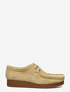 Wallabee 2 - loafers - maple suede
