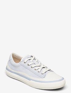 Aceley Lace - låga sneakers - pale blue