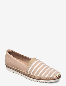 Serena Paige - slip-on sneakers - sand