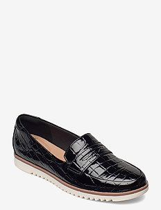 Serena Terri - loafers - black