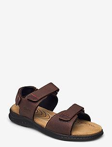 Hapsford Creek - sandaler - brown tumb