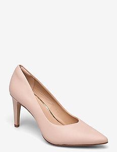 Genoa85 Court - klassiska pumps - light pink lea