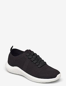 Nova Glint - låga sneakers - black