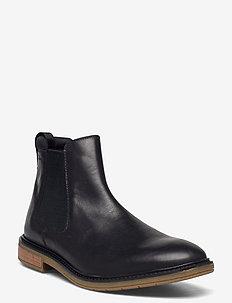 Clarkdale Hall - neue mode - black leather