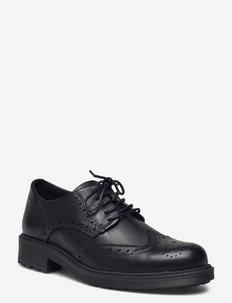 Orinoco2 Limit - snörskor - black leather