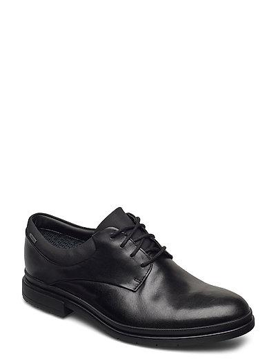 Londonmap Gtx Shoes Business Laced Shoes Schwarz CLARKS