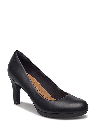 Adriel Viola Shoes Heels Pumps Classic Schwarz CLARKS