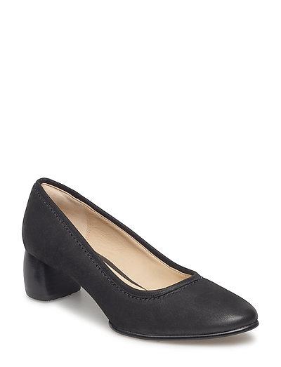 Grace Olivia Shoes Heels Pumps Classic Schwarz CLARKS