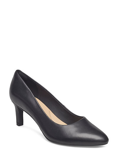 Calla Rose Shoes Heels Pumps Classic Schwarz CLARKS