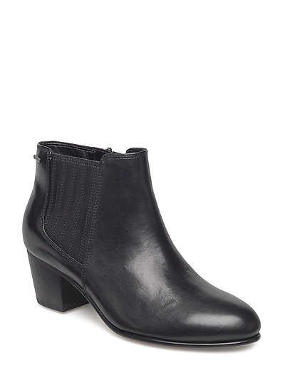 CLARKS Ceara Tulsagtx Shoes Boots Ankle Boots Ankle Boots With Heel Schwarz CLARKS