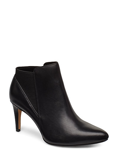 Laina Violet Shoes Boots Ankle Boots Ankle Boot - Heel Schwarz CLARKS