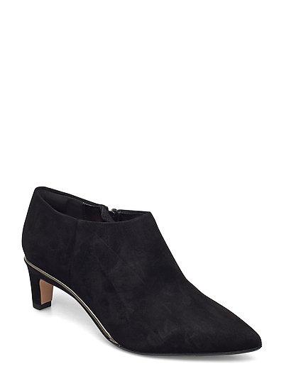 Ellis Viola Shoes Boots Ankle Boots Ankle Boot - Heel Schwarz CLARKS