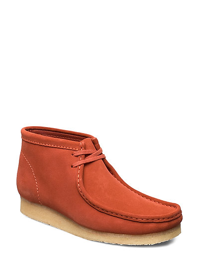 Wallabee Boot Shoes Business Loafers Braun CLARKS