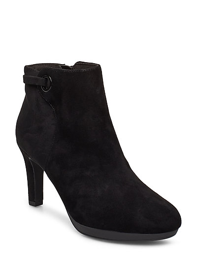 Adriel Mae Shoes Boots Ankle Boots Ankle Boot - Heel Schwarz CLARKS