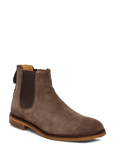 Clarkdale Gobi Shoes Chelsea Boots Braun CLARKS