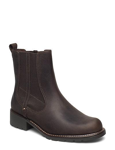 Orinoco Hot Stiefeletten Chelsea Boot Braun CLARKS
