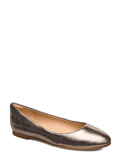 Grace Piper Ballerinas Ballerinaschuhe Gold CLARKS